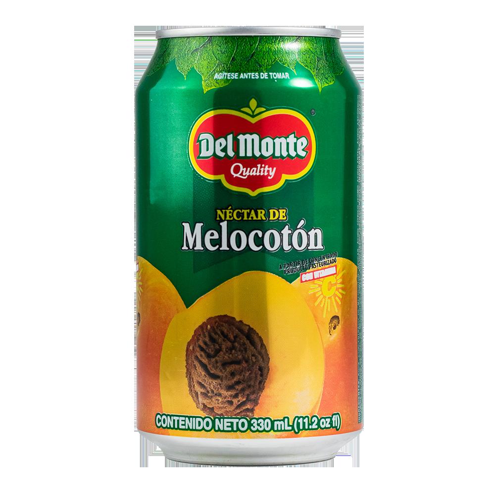 NECTAR MELOCOTON DEL MONTE  LATA 330 ML