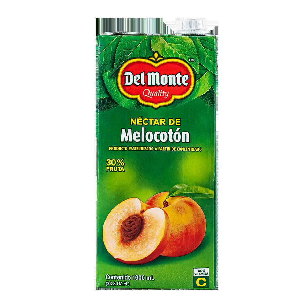NECTAR MELOCOTON DEL MONTE TB 1LT