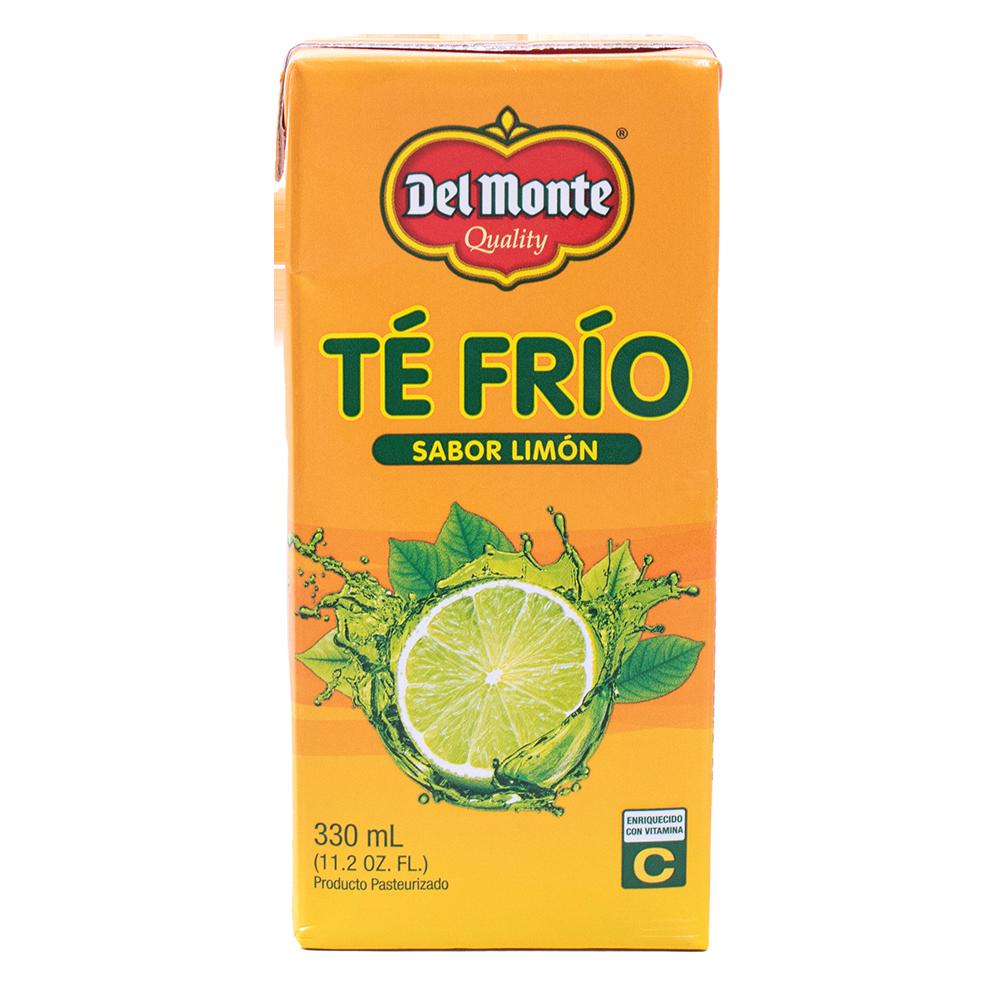 TE FRIO LIMON DEL MONTE TB  330 ML
