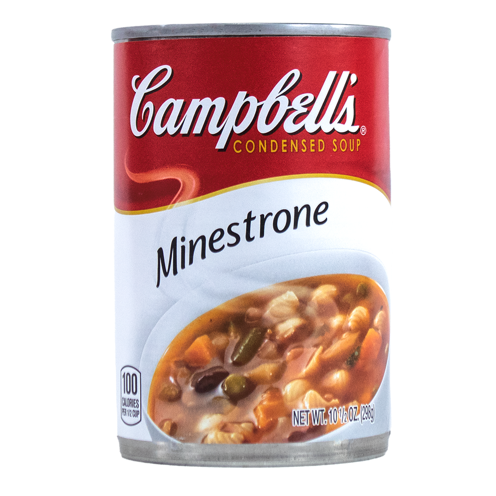 SOPA CAMPBELL´S MINESTRONE 298 GR