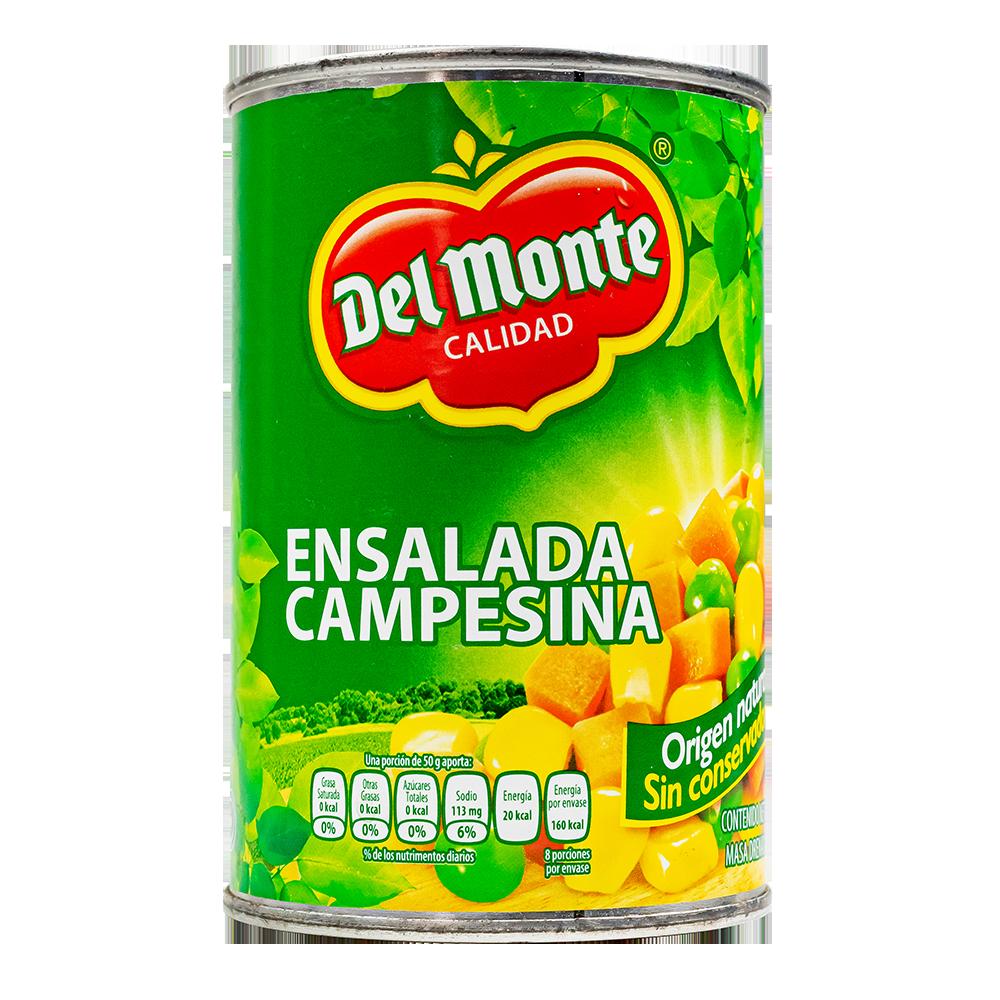 ENSALADA CAMPESINA DEL MONTE 400GR