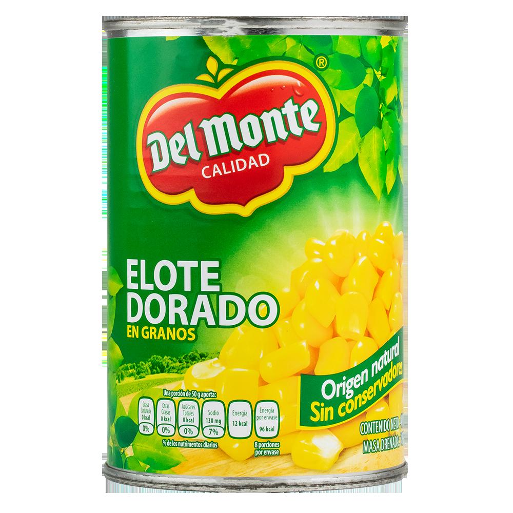 ELOTE DORADO ENTERO DEL MONTE 400G