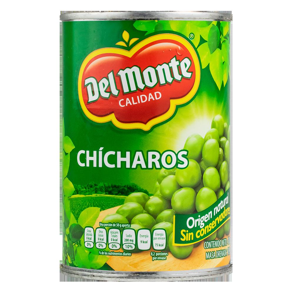 CHICHAROS NATURALES DEL MONTE 410G