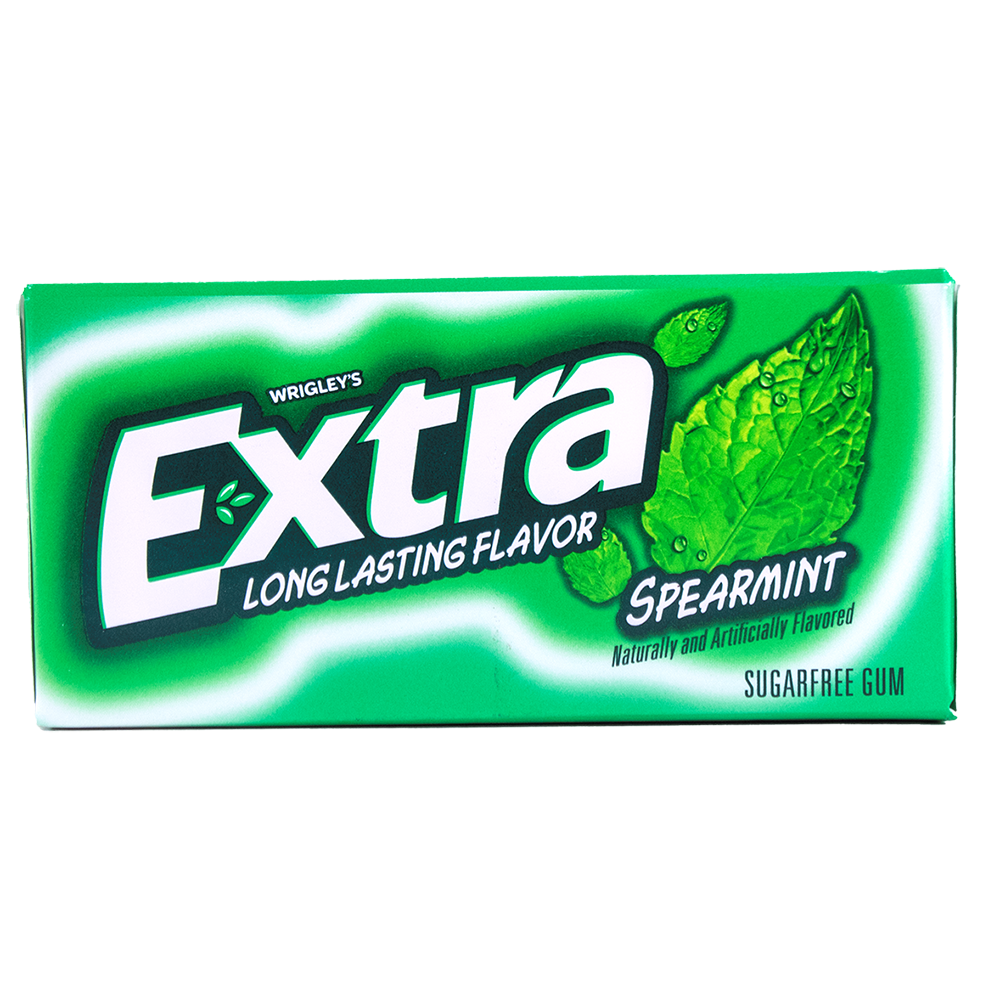 CHICLE EXTRA SPEARMINT HIERBABUENA