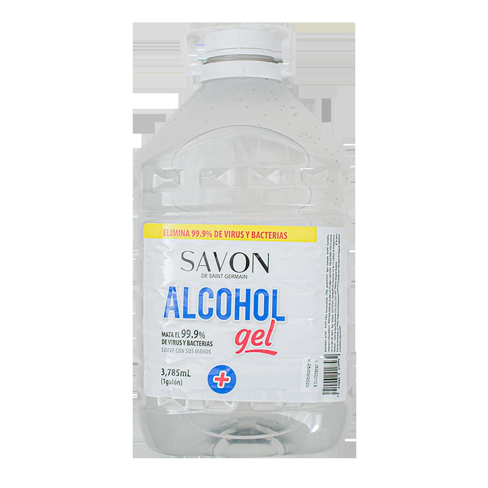 ALCOHOL GEL SAVON 1 GL