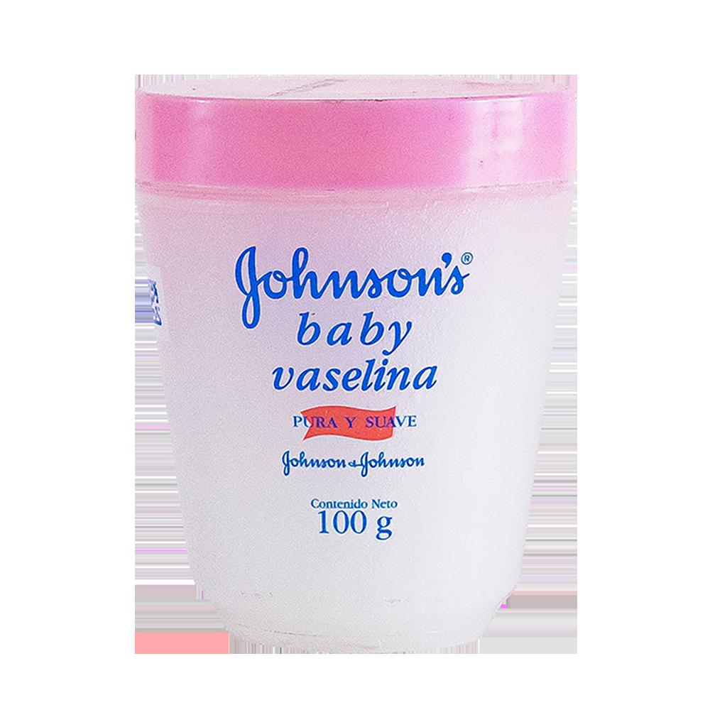 VASELINA PARA BEBE JOHNSON 100 G