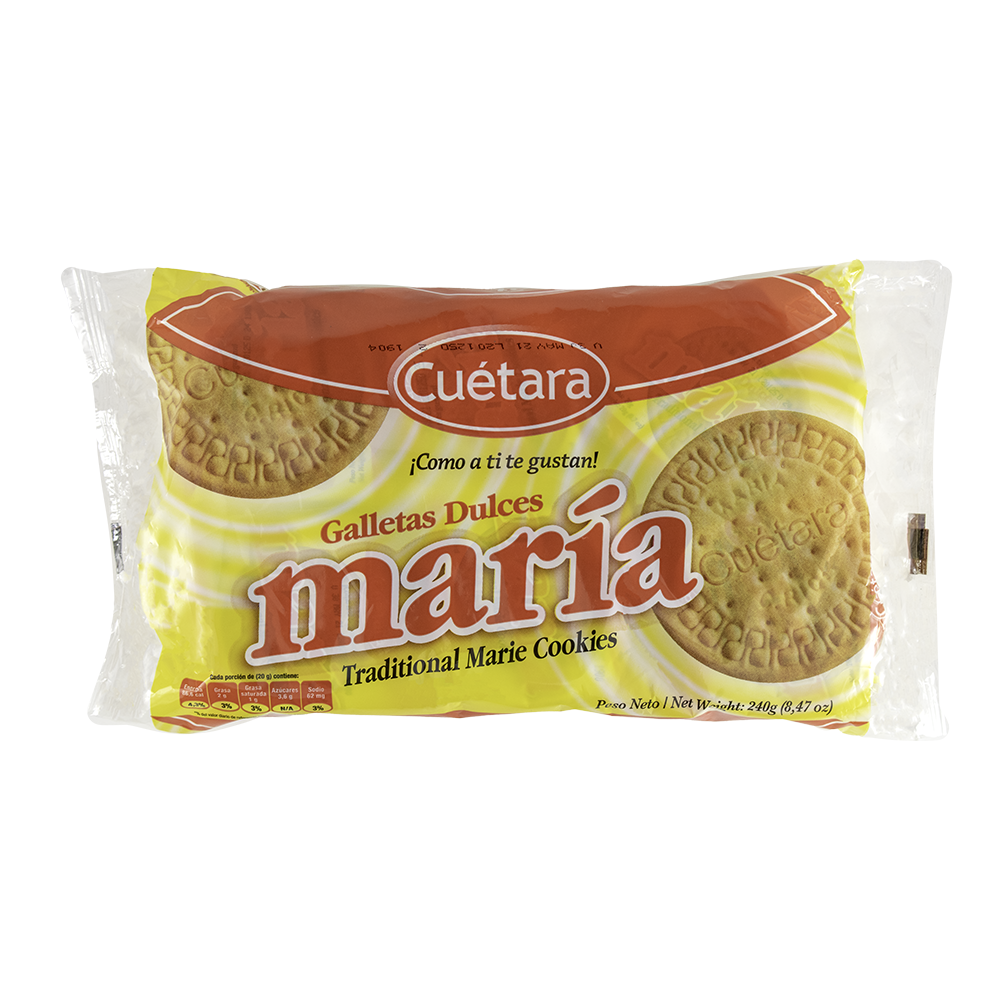 GALLETA MARIA CUETARA 12 UN